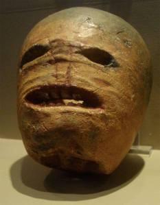 Jack o lantern turnip