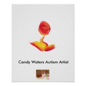 candy waters autistic art