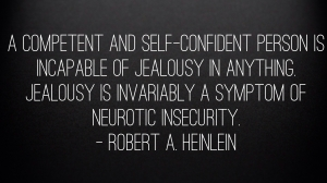 jeoulosy neurotic insecurity