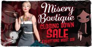 misery boutique