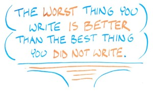 write worst