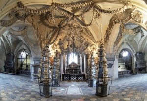 Church of the Bones Rome