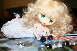 Marbles doll
