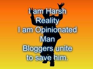 Opinionated Man