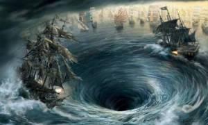 black hole ocean
