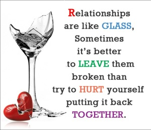 glass relationships