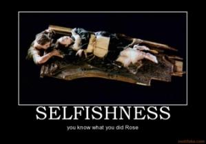 selfish Rose