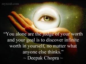 Deepak-Chopra the self
