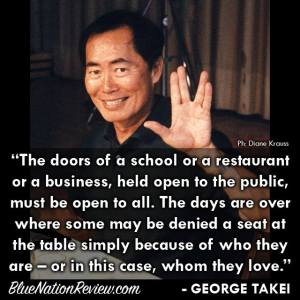 equal right Takei