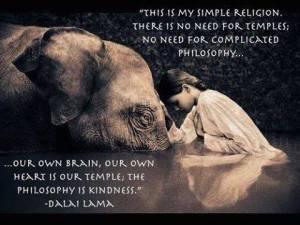simple religion