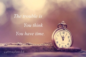 time trouble