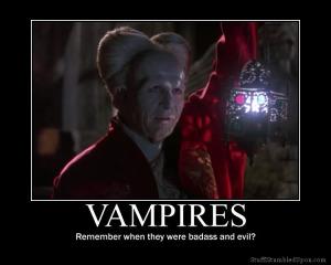 vampires bad ass