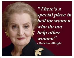 women help women
