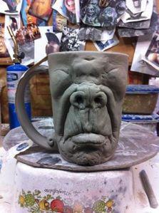 art Kevin Merk cup