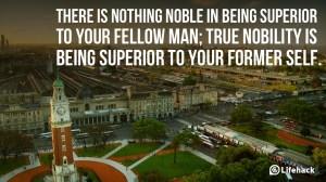 True nobility