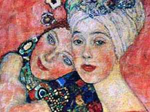 Klimt Girl friends