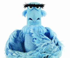 Sam the Eagle muppet
