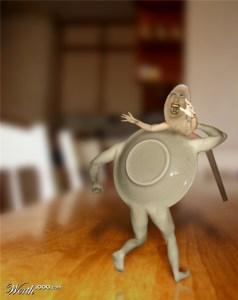 dish ran away with the spoon