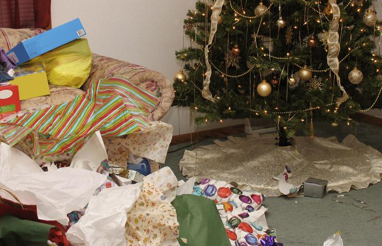 Christmas-Clutter