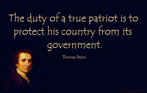 common sense paine